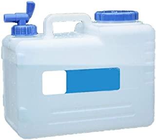 Kentop El Tanque de Agua del Cubo portátil del Recipiente Cubo de Almacenamiento de Agua al Aire Libre 10L