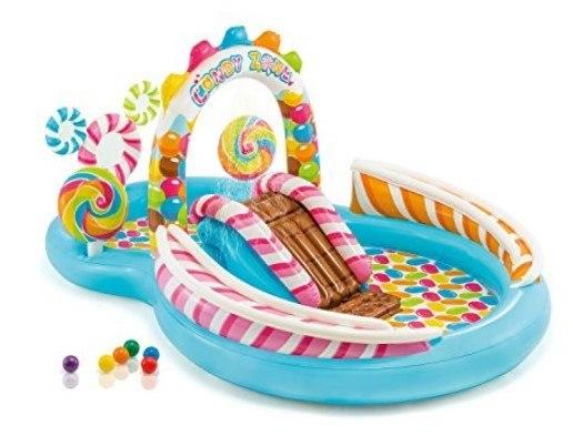piscina para bebe